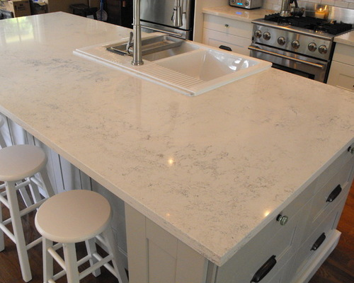 Quartz Surfaces Countertops